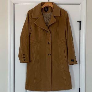 Anne Klein knee length pea coat